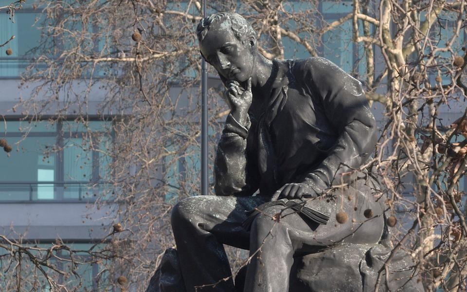 Lord Byron on Park Lane - Universal Images