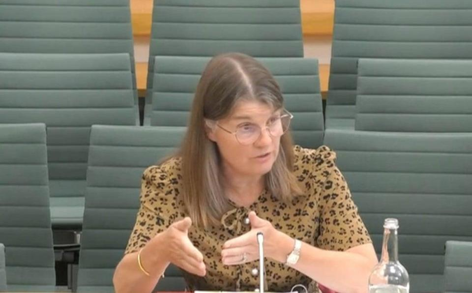 Rachel Maclean, the minister for the future of transport (UK Parliament)