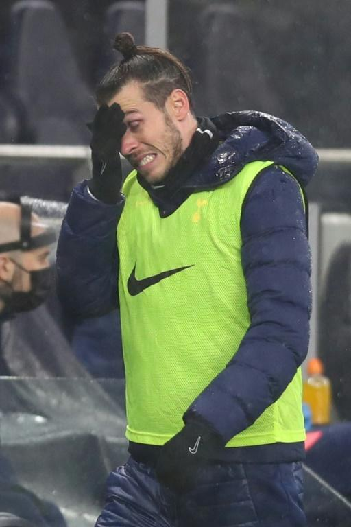 Gareth Bale did not get off the bench for Tottenham's 1-0 defeat to Chelsea