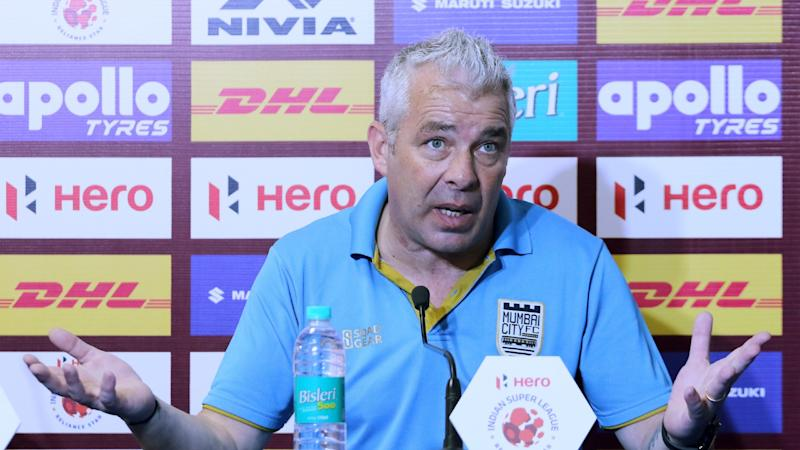 Mumbai City FC's Jorge Costa - I don't have a contract for next season