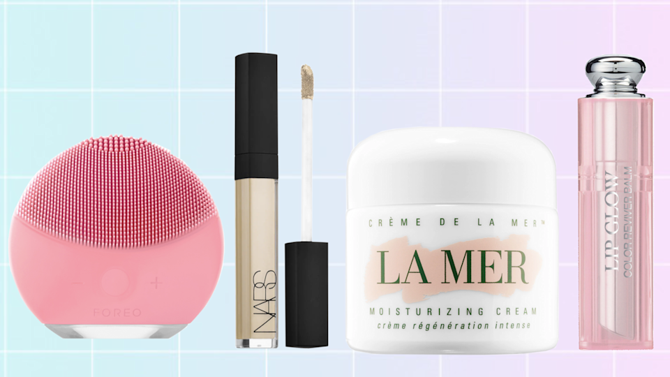 La Mer, Dior Beauty, NARS. Drunk Elephant, and more are on sale now at Sephora. (Credit: Sephora)