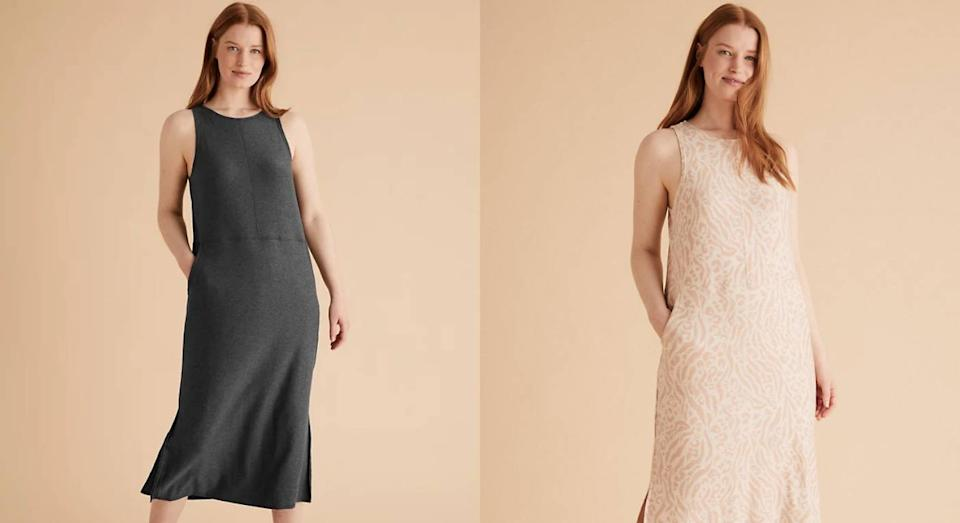 M&S launches a summer lounge dress (and it's under £20). (Marks & Spencer)