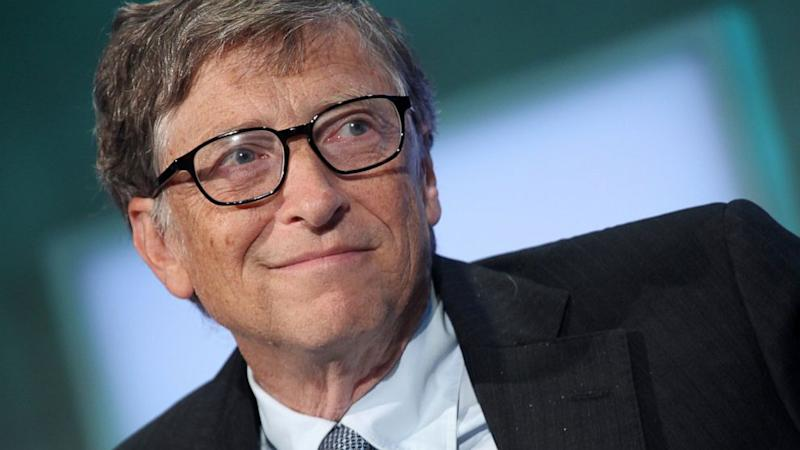 Control-Alt-Delete? Gates Says Command Was a Mistake