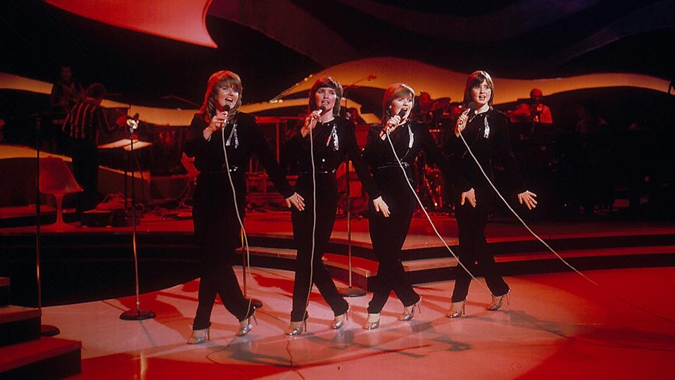 The Nolans, who sold 30 million records worldwide, have very little to show for their huge success and fame (Getty)
