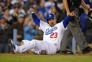 Adrian Gonzalez is on a tear for the Dodgers this season, but how long can he sustain it? (AP)