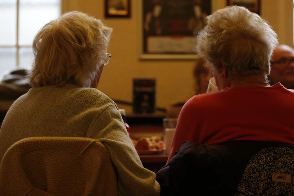 <p>Only one Londoner in ten over the age of 65 said they found such adverts appealing</p> (PA)