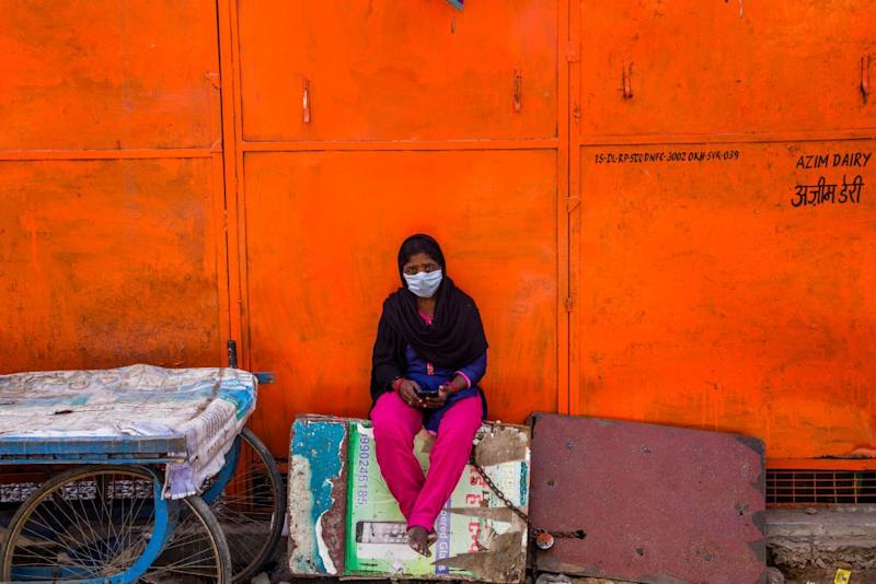 India Can't Count on Banks to Lead Virus Recovery