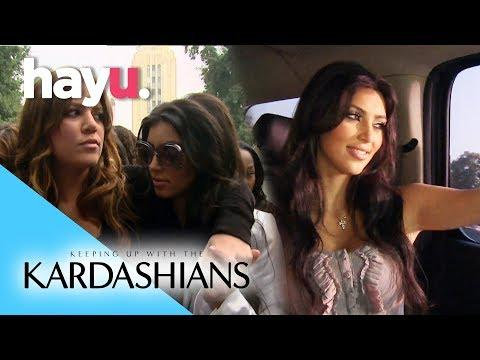 """<p>Kris scolds Kim Kardashian, when she takes pictures of herself with a digital camera, because they are en route to jail where Khloe was about to serve time for a DUI in season 3. </p><p><a href=""""https://www.youtube.com/watch?v=lLb3mttSvXI"""">See the original post on Youtube</a></p>"""