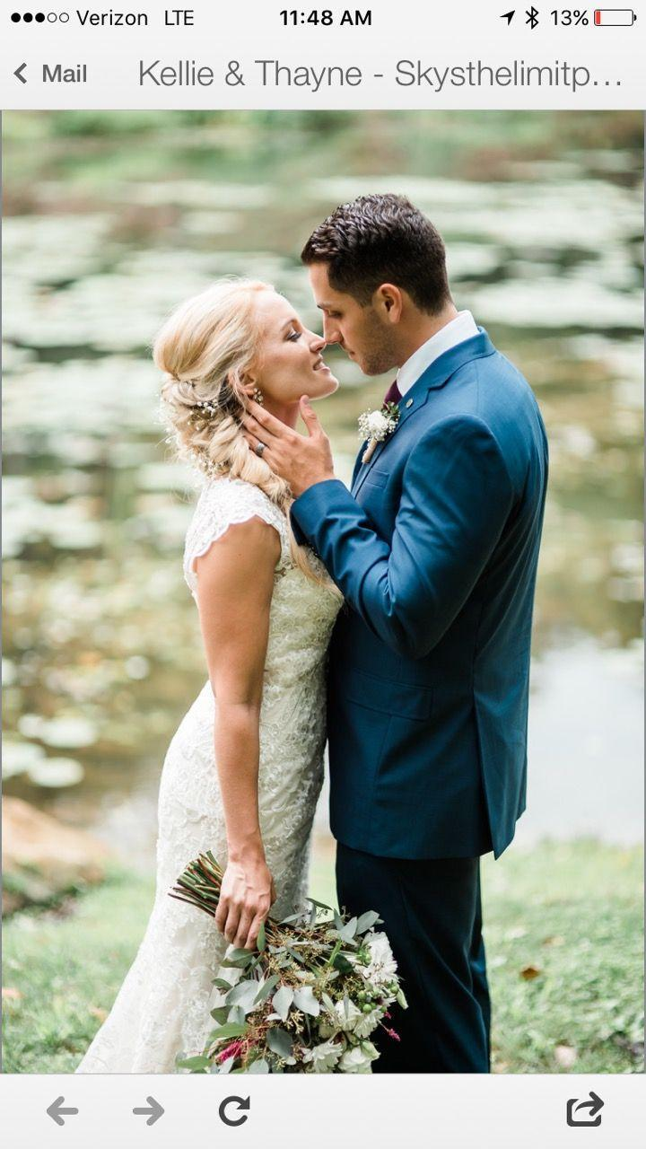 """<p>After a whirlwind chance encounter in Las Vegas 7 years ago, Kelly and Thayne have been smitten ever since. When they first met, Kelly called Thayne at the airport asking for him to pick her up since she missed her flight home to Pittsburgh. Over dinner about a year into their marriage, Kelly admitted to Thayne, """"I never missed my flight, I just wanted an excuse for more time together."""" If you find somebody who will swallow their non-refundable airfare for a few more hours with you, never let go.</p>"""