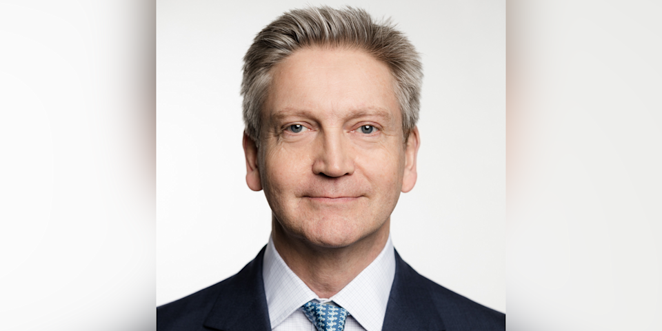 41) Stuart Lewis, Chief Risk Officer, Deutsche Bank. Photo: Deutsche Bank