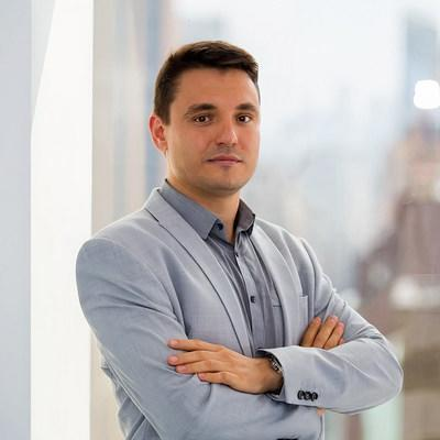Andrey Zelenovsky, Vice President of Artificial Intelligence and Machine Learning