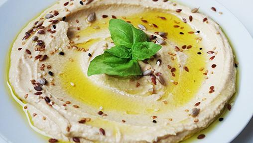 Celebrate International Hummus Day in Singapore at Beirut Grill