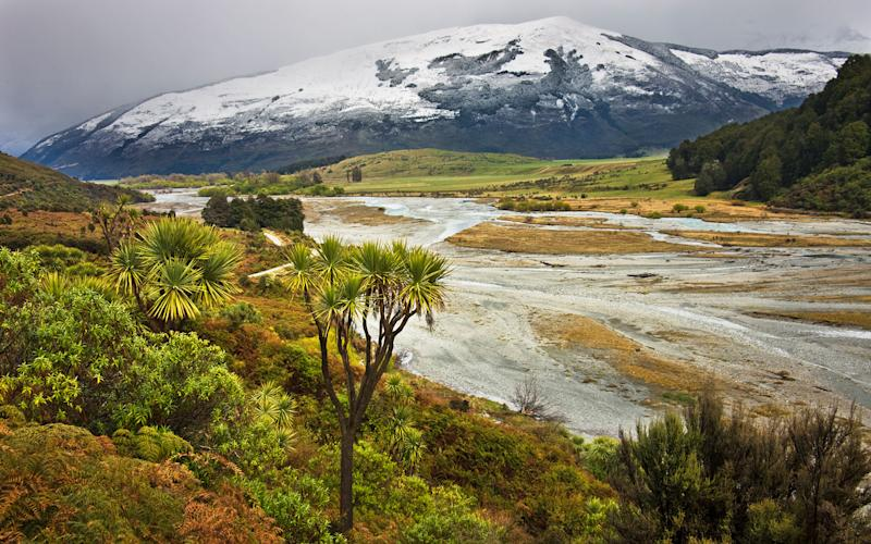 New Zealand's South Island Thanks Instagram For Tourism Boom