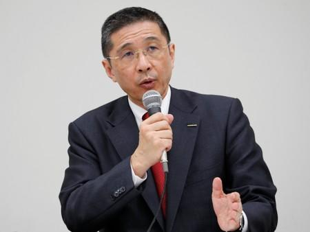 Proxy adviser ISS urges shareholders to vote against Nissan CEO reappointment