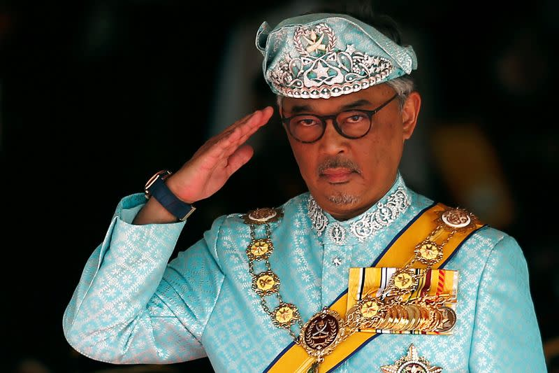 Malaysia power struggle set to drag on as king recuperates in hospital
