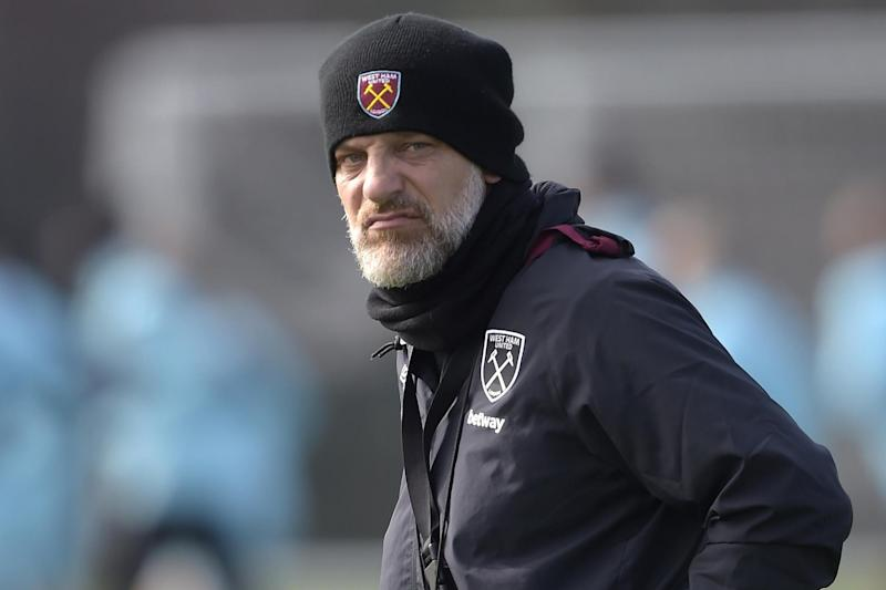 Staying focused: Slaven Bilic: West Ham United via Getty Images