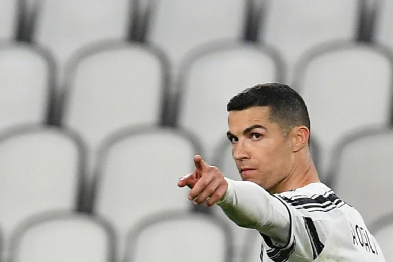 Cristiano Ronaldo's Juventus host Lazio before a Champions League game against Porto.