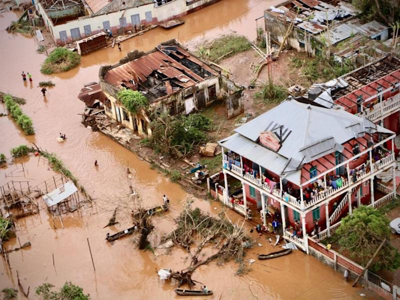 Cyclone Idai has wreaked havoc on the other side of the world – and yet no one in the west seems to care