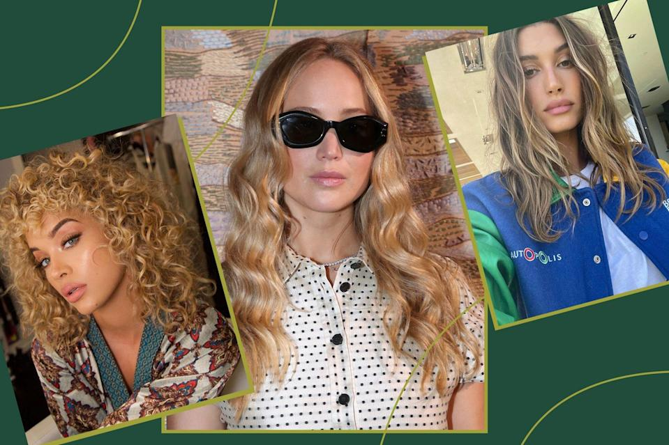 Honey Wheat Is the Blonde Hair Shade That's Trending for Summer