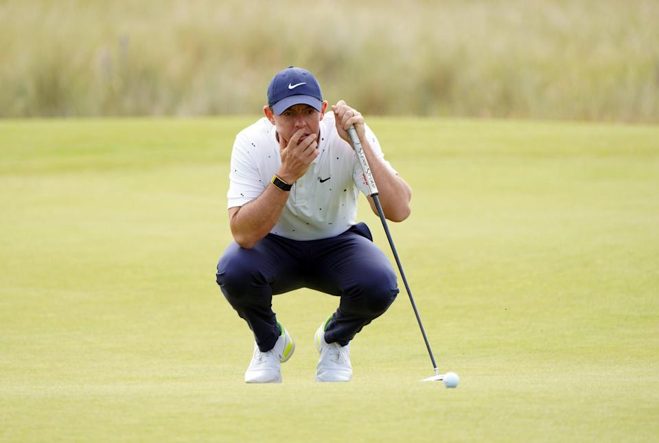 McIlroy is keen to add to his one Claret Jug (PA Wire)