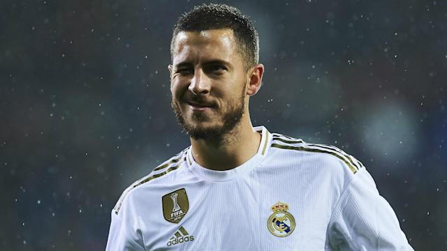 Eden Hazard will not return from an ankle injury in time for the Supercopa de Espana, which begins on January 8.