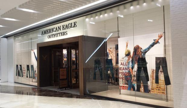American Eagle (AEO) reaps benefits of its ongoing initiatives to strengthen its stores as well as e-commerce. Strong brands and compelling merchandise aid it to expand market share.