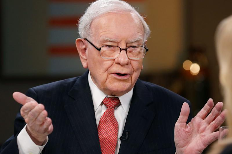 Buffett Not Eager for Berkshire to Be Cyber Insurance Leader