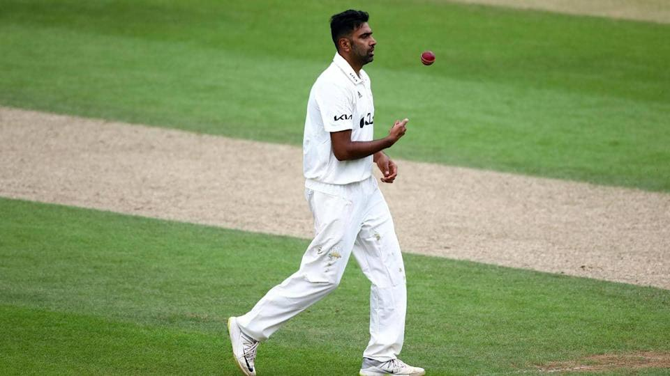 Ashwin shows his brilliance with fifer for Surrey against Somerset
