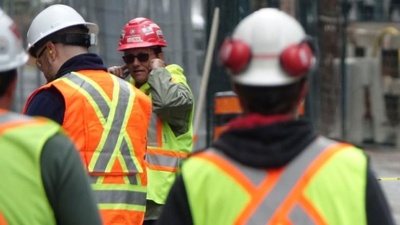 Ottawa's downtown gas leak in pictures