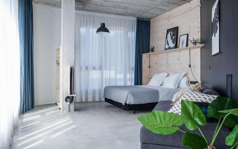 The owners of TALO Urban Rooms have done away with the parts of a hotel that are irrelevant to a good night's sleep and allowed their nesting instinct to run wild