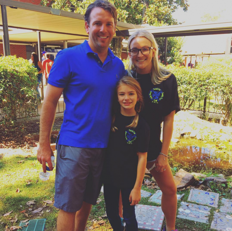 Maddie Spears's family is grateful to have her back at home. (Photo: Instagram)