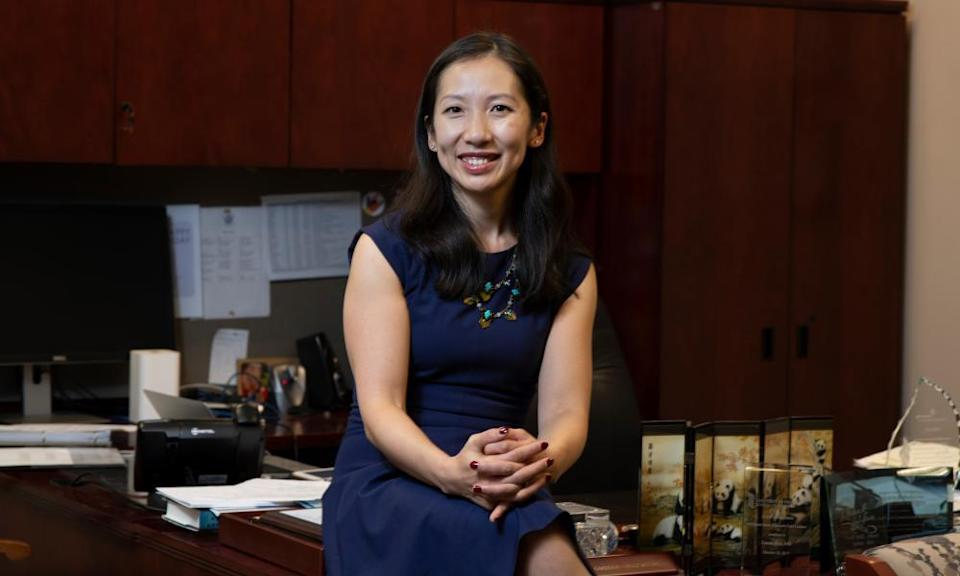 Dr Leana Wen, the new president of Planned Parenthood.