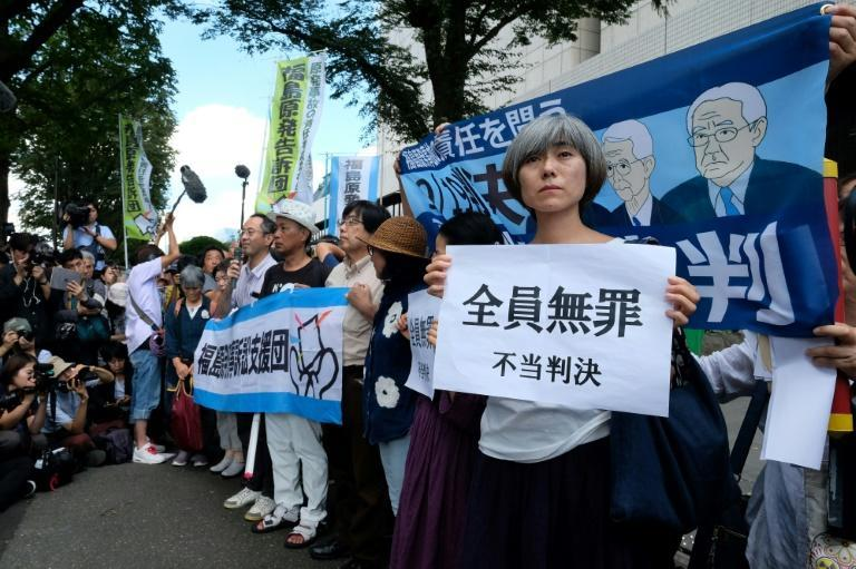 Only three people have faced criminal prosecution in relation to the Fukushima disaster, and their acquittal Thursday left victims angry and distraught