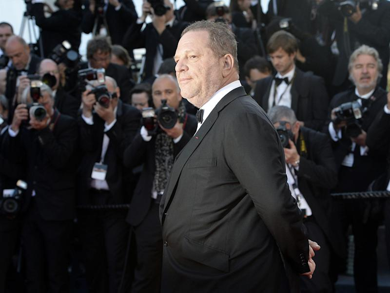 Harvey Weinstein announced that he was off to therapy after being accused of sexual assault and harassment: AFP/Getty