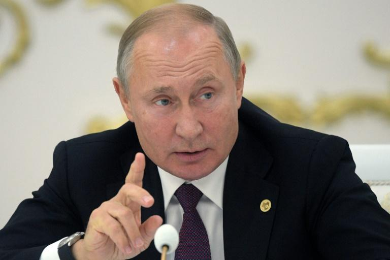 """""""We will absolutely work with Saudi Arabia and our other partners and friends in the Arab world... to reduce to zero any attempt to destabilise the oil market,"""" Russian President Vladimir Putin said in an interview with Arabic-language news channels"""