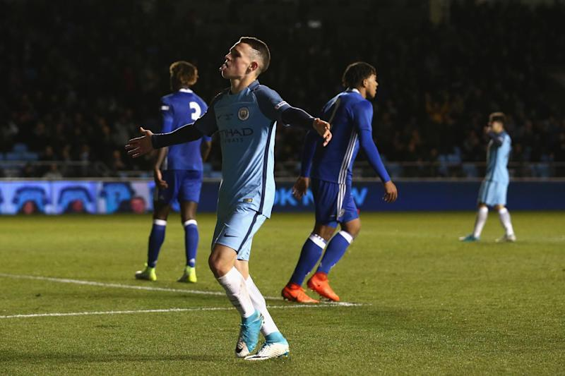 Equaliser | Phil Foden restored parity for Manchester City: Getty Images