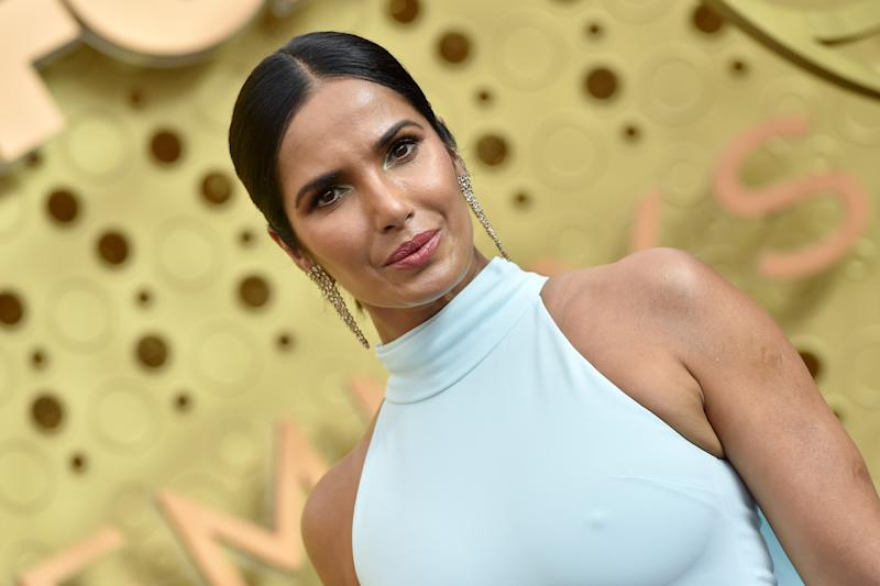 Padma Lakshmi wowed her fans with a bikini photo. (Photo: Axelle/Bauer-Griffin/FilmMagic)