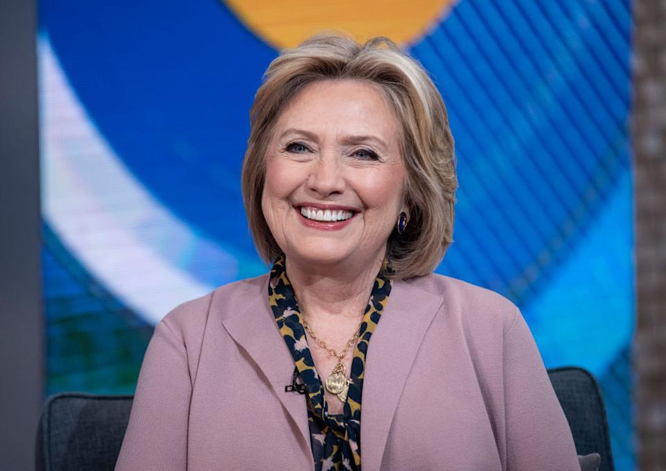 Hillary Clinton opens up about her detractors. (Photo: Paula Lobo/ABC via Getty Images)