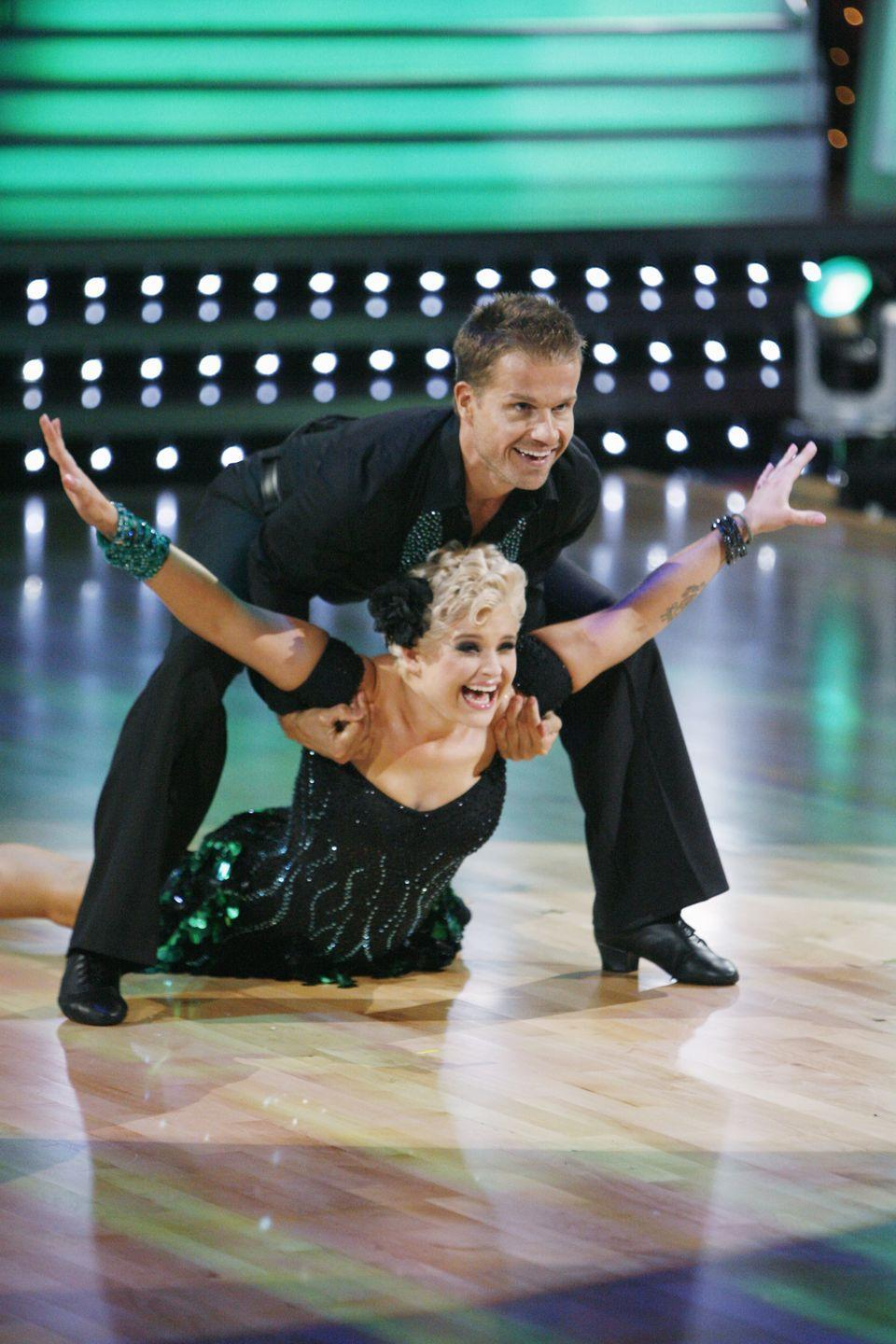 <p>Ozzy's daughter came in third place, surpassing Melissa Joan Hart and even Aaron Carter. We stan a <em>Fashion Police</em> star with perfect dance moves!</p>
