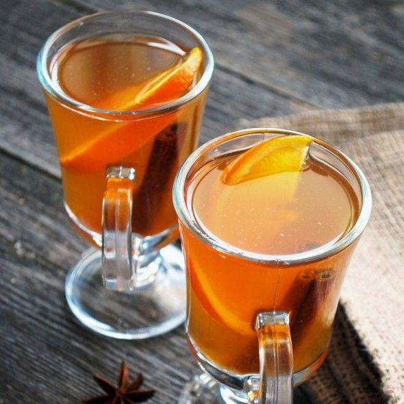 "<p>One for a cosy winter night. This traditional Mulled cider cocktail recipe is sure to get you in the Christmas spirit. <br><br><strong>Recipe: </strong><a href=""https://www.goodhousekeeping.com/uk/christmas/christmas-drinks/mulled-cider-recipe"" rel=""nofollow noopener"" target=""_blank"" data-ylk=""slk:Mulled cider"" class=""link rapid-noclick-resp"">Mulled cider<br></a><br></p>"