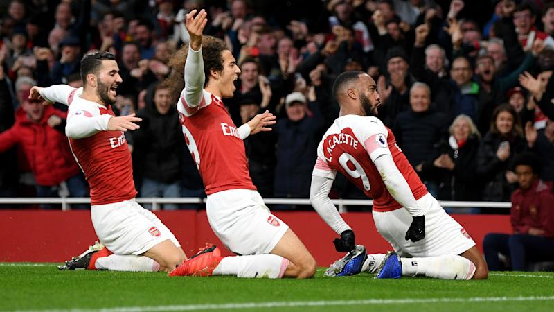 Arsenal derby win inspired by fans who matched Tottenham atmosphere against Chelsea, says Emery