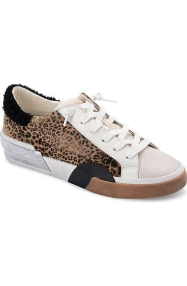 <p>We love the overall result of the <span>Dolce Vita Zina Plush Sneaker</span> ($50, originally $125) and its mixed media materials.</p>