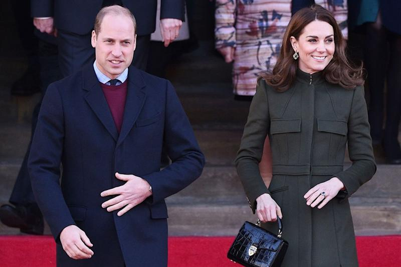 Prince William and Kate Middleton | OLI SCARFF/AFP via Getty