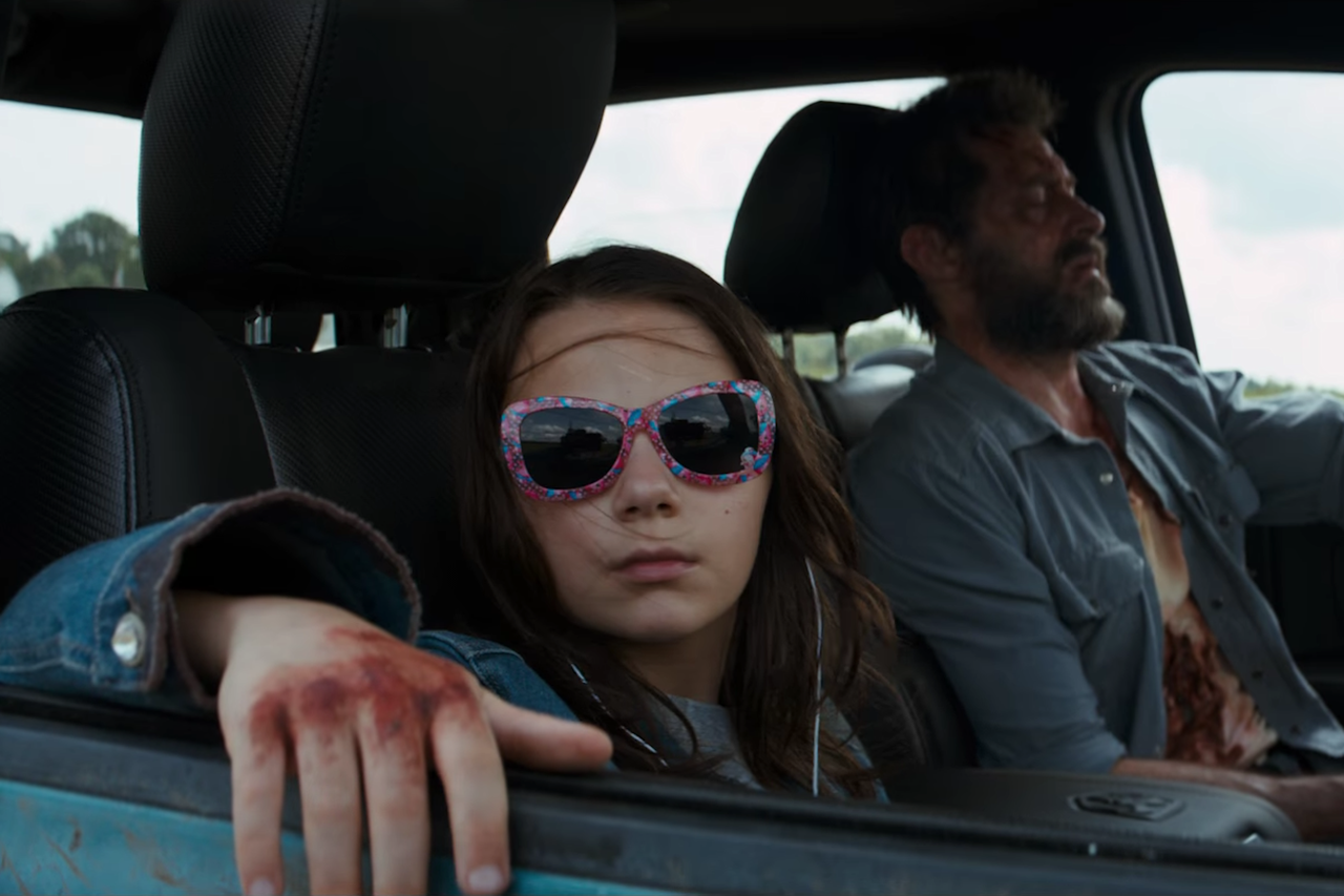 X-23 is the real star in the latest trailer for Logan