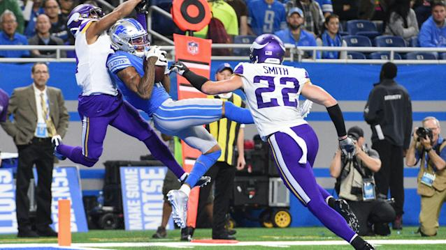 Fantasy football sizzlers, fizzlers: No one can keep up with Marvin Jones