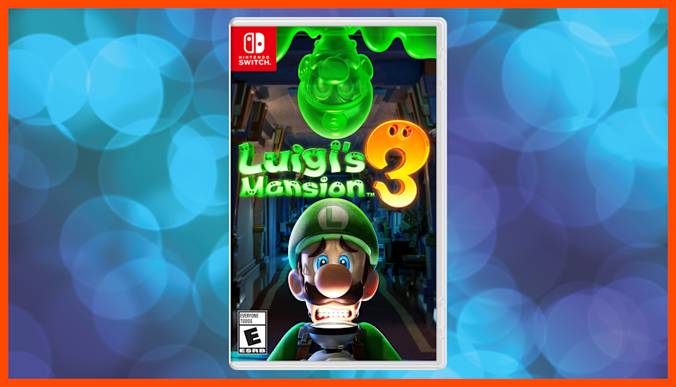Save 35 percent on Luigi's Mansion 3. (Photo: Walmart)