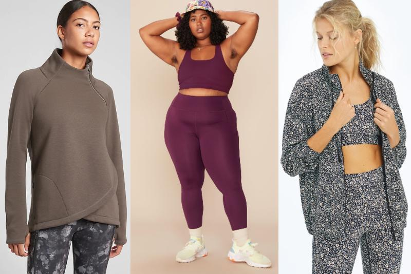 Don't know about these sustainable activewear brands? You should!