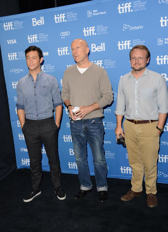 """Looper"" Photo Call - 2012 Toronto International Film Festival"