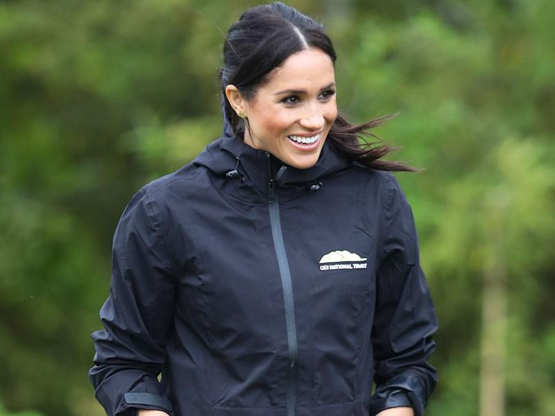 Thanks to Meghan Markle, These Affordable Sneakers Are the