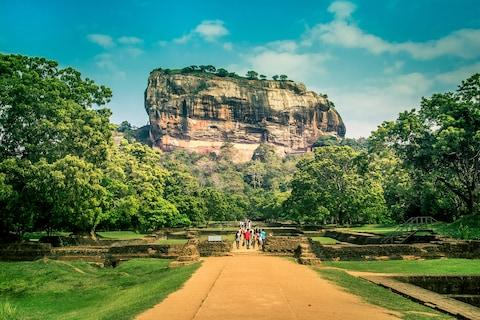 Sri Lanka is back on the travel map - Credit: GETTY